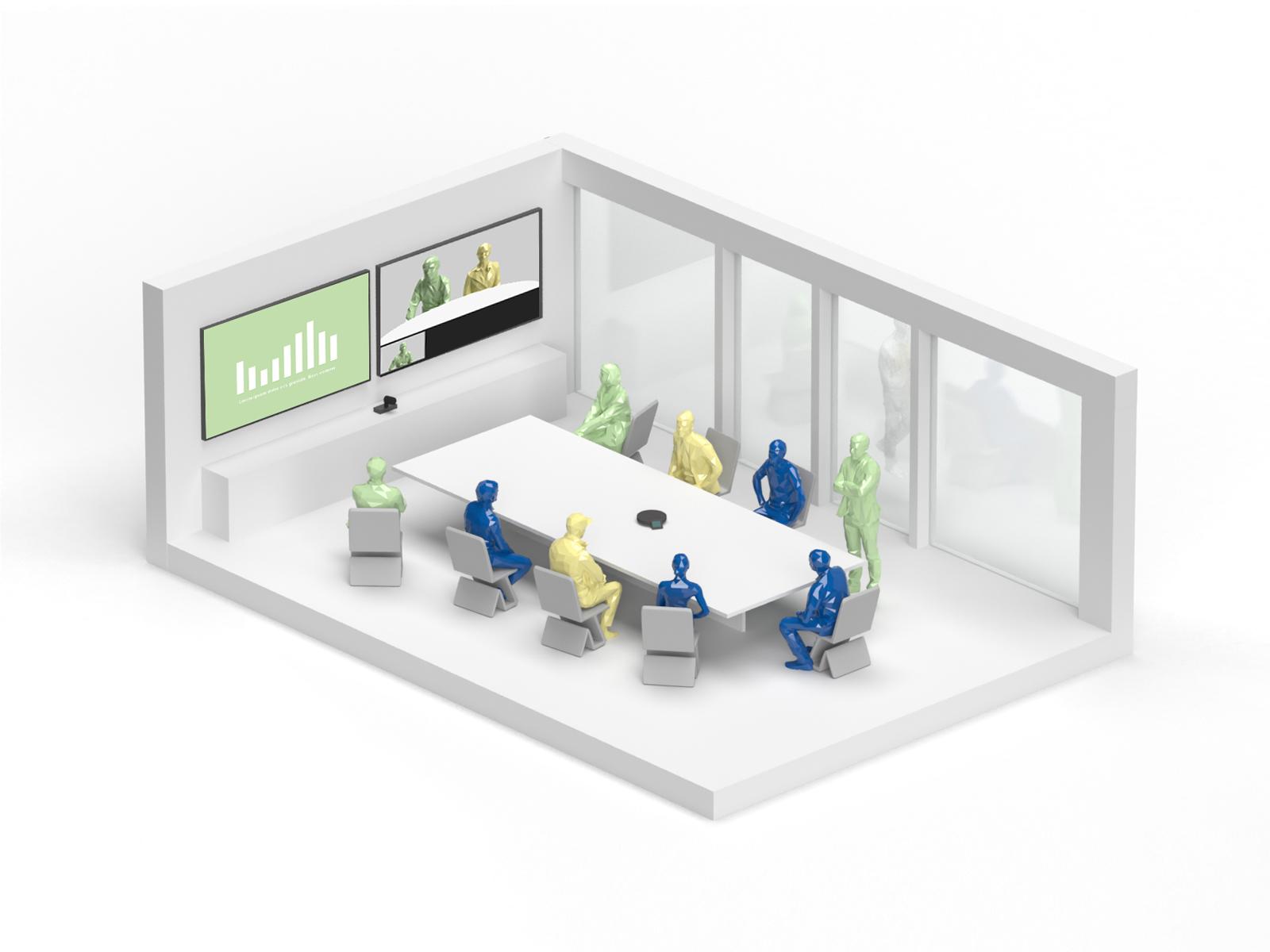 Video conferencing 4k webinar
